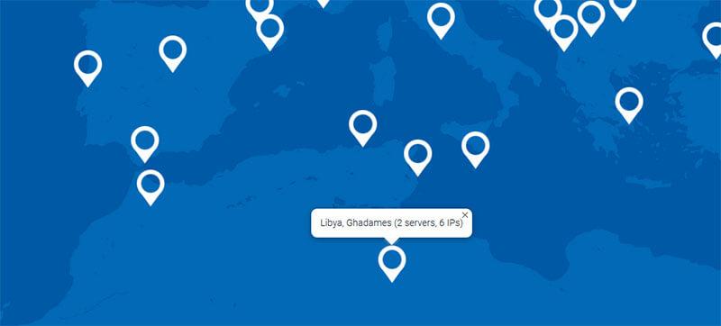 Libyan Servers HideMyAss
