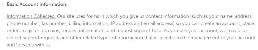 Namecheap Privacy Policy 1