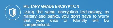 SecureVPN 256 bit Encryption