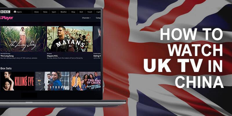 British TV China