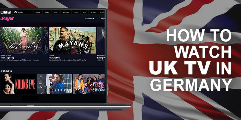 British TV Germany