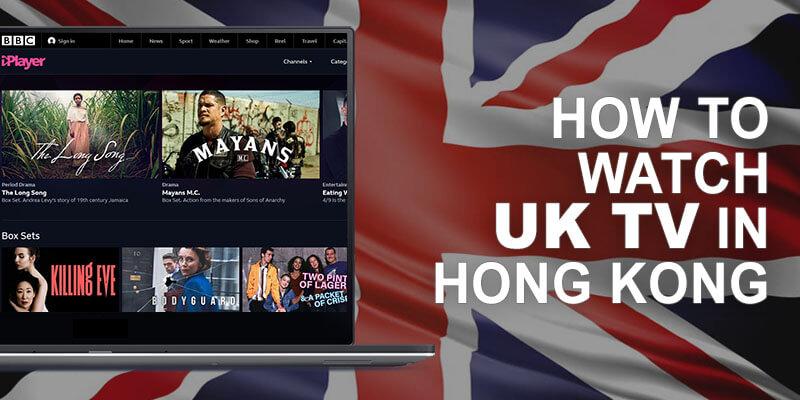 British TV Hong Kong