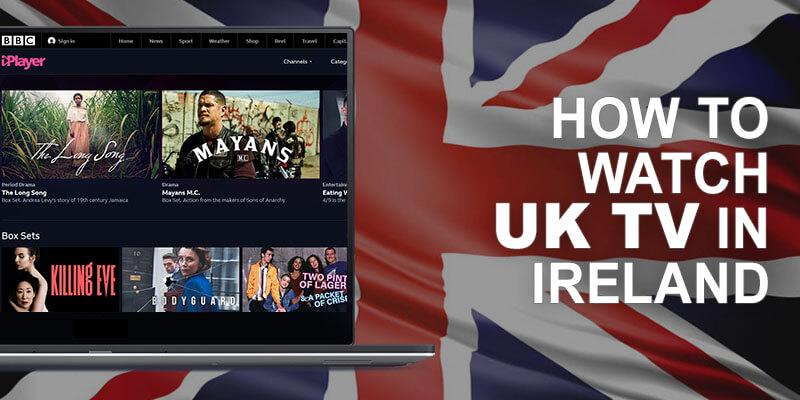 British TV Ireland