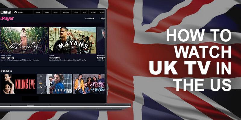 British TV USA