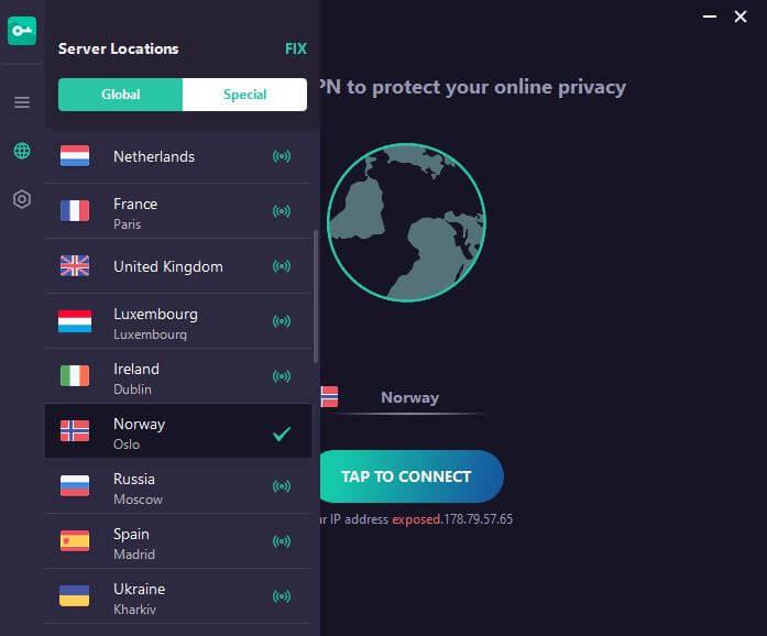 Proxy Master VPN App 2