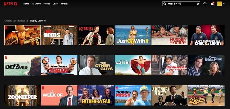 Ultrasurf Netflix