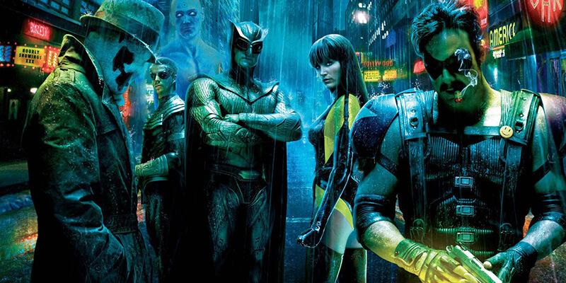 Watch Watchmen on Netflix