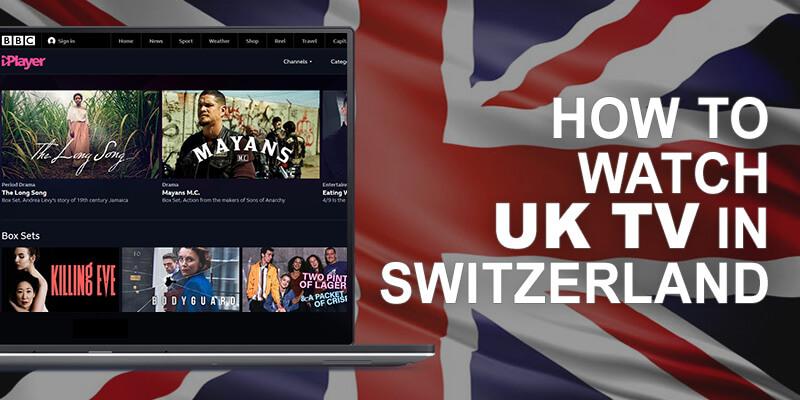 British TV in Switzerland