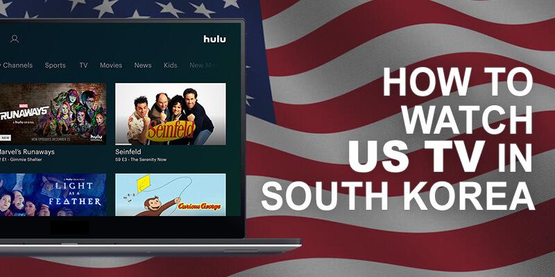 US TV South Korea