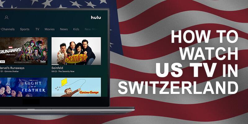 US TV Switzerland