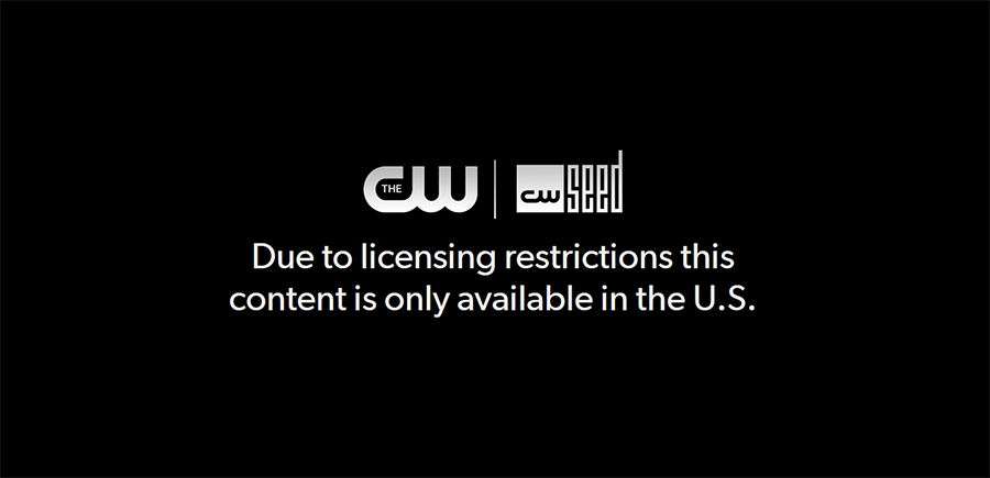 The CW error message