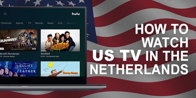 US TV Netherlands